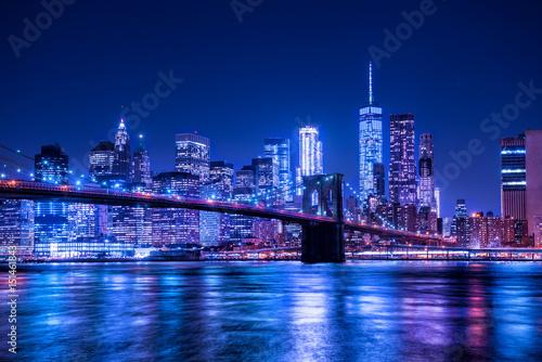 New York bridge