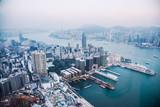 Hong Kong bird's-eye - 151473210