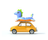 Finally we got the summer, I leave for the beach holidays