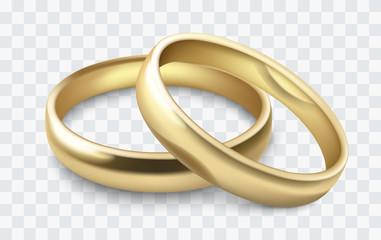 vector wedding rings