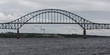Bridge over the Miramichi River, Miramichi, New Brunswick, Canada
