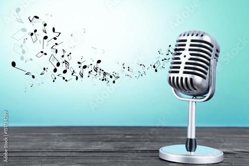 microfono-retro