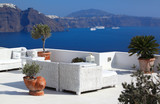 Santorini taras - 151800006