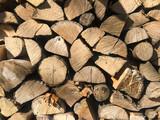 Firewood. Timber
