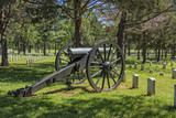Cannon At The Stones River National Battlefield And Cemetery - 151847055