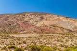 Mining area on bolivian Altiplano