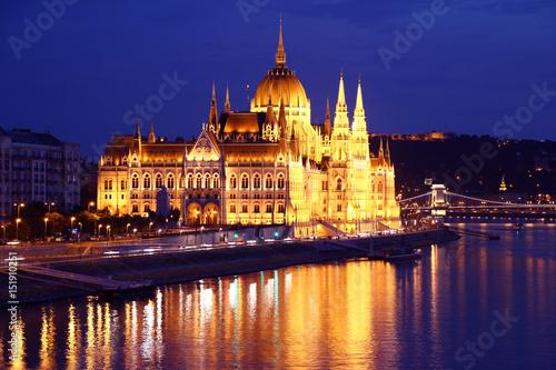 Papiers peints Budapest Parliament Building, Budapest