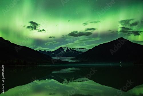 Aluminium Noorderlicht Norther Light show