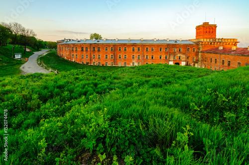 Papiers peints Vert Fortress Modlin (Poland)
