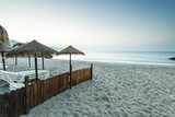 Beach in Nerja, Spain - 152083400