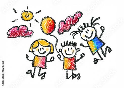 Kids drawing Children education, school, kindergarten Play Study Learn Boys and Girls