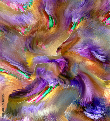 Colorful abstract background © travel_maker