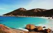 Quadro Little Beach, Albany, Australie Occidentale