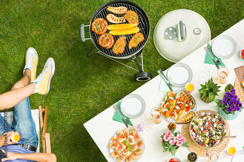 Food and barbecue - 152419054
