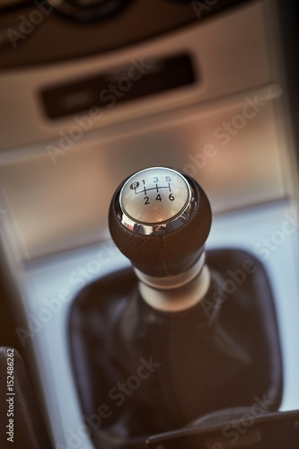 Manual gear stick Poster
