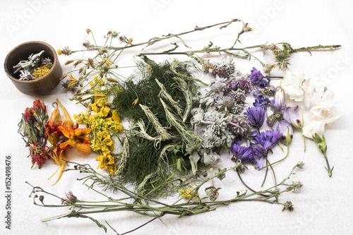 Herbal medicine homemade preparation set