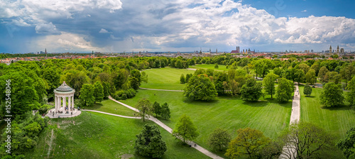 Foto Murales München - Englischer Garten