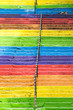 rainbow stairs - 152588255