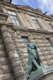 Louvre Paris. Museum France.