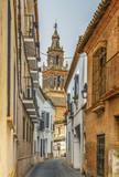 street in Ecija, Spain