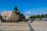 The monument to Bogdan Khmelnitsky