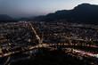 Grenoble au coucher du soleil - 152833024