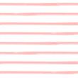 Materiał do szycia Brushstroke stripes, seamless pattern. Seamless vector striped background.