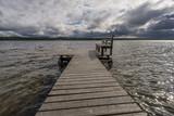 The bench, Rantasalmi, Finland