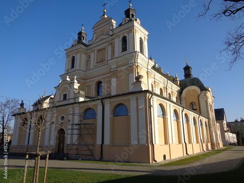 Opole Lubelskie - Kosciol Parafialny