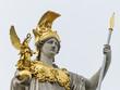 austria, vienna, parliament - 152985624