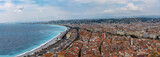 Nice, France rooftops