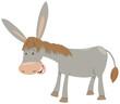 donkey farm animal - 153229813