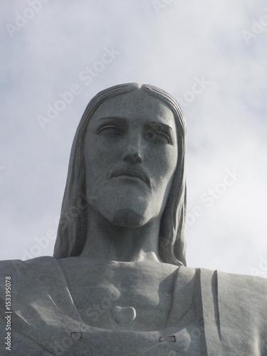 Canvastavla Cristo Redentor, Rio , Brazil