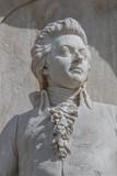Mozart Statue in Berlin - 153398283