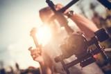 Camera Gimbal DSLR Video - 153412437