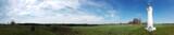 Kapliczka. Panorama