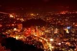 徳島市夜景