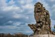 Lion a l'Enfant In Paris France