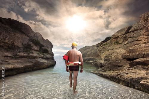 Nichtschwimmer Poster