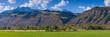 The San Juan Mountains near Ridgway, Colorado.