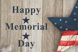 Happy Memorial Day Greeting - 153585213