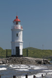 old lighthouse in Vladivostok