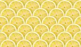 lemon slices pattern - 153904011