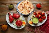 Chicken Tandoori and Chicken Tikka - 154148651