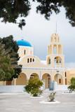 Saint George Church, Oia, Santorini, Greece
