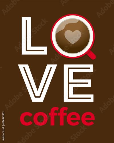 milosc-kawowa-typografia-z-filizanka-i-sercem