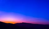 Bright mountain landscape