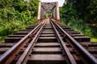 railway bridge in myanmar