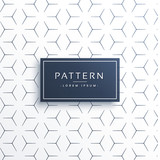 minimal think line geometric pattern background - 154606486