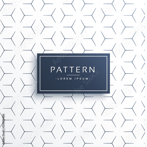 Poster minimal think line geometric pattern background